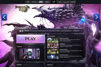 Kylan Coats   Nexon net Game Carousel